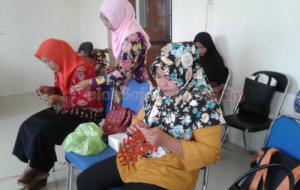 Pelatihan Kerajinan Tangan, Tumbuhkan Minat Wirausaha