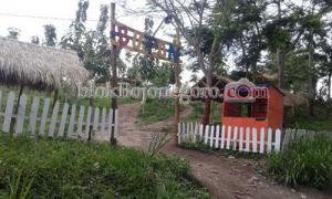 Wisata Bukit Tono Masih Sepi Pengunjung
