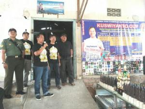 "Ratusan Pecinta Kicau Mania Bojonegoro Ikuti  ""Kuswiyanto Cup"""