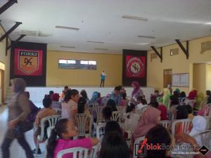 Lomba Puisi Tingkat SD/MI Se-Kabupaten Bojonegoro