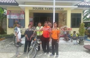 Berkat CAS, Polisi Tangkap Pelaku Curanmor di Tambakrejo