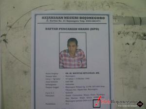DPO Mochtar Tertangkap di Yogyakarta?