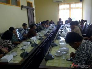 Terkait Kebencanaan, DPRD Sleman Contoh Bojonegoro
