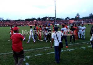 Selain Coach Putu, 1 Pemain Persibo Juga Diskors