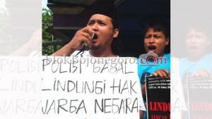 AJI Kecam Tindakan Polisi Bubarkan WPFD di Jogja
