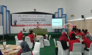 PEPC Gelar Lokakarya Media
