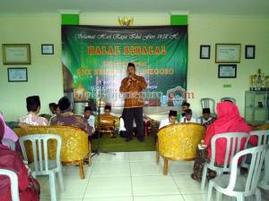 Halal Bihalal SMK Migas, Undang Mitra DUDI