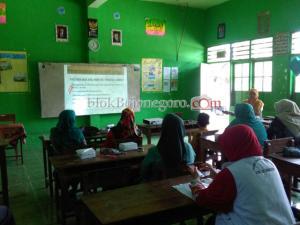 Puskesmas Baureno Sosialisasikan ORI Difteri di MA Darul Ulum