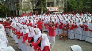 Gebyar Merah Putih Wujud isi Kemerdekaan RI ke 72