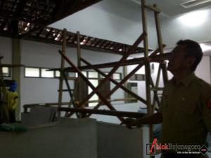 Renovasi Gedung DPRD Ditarget Selesai 45 Hari