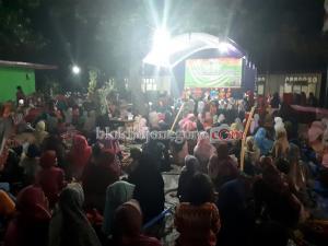 Wisuda di MI Islamiyah Sarangan Dipenuhi Haru