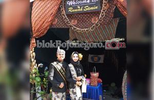 Ada Rumah Samin di Multicultural Day UIN SA Surabaya?