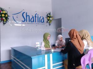 Shafira, Perawatan Gigi dan Kulit