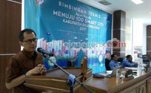 Bojonegoro Terpilih Sebagai 25 Kabupaten/Kota Project Smart City