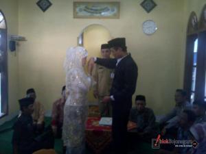 Tabrak Jamaah Tahlil, Warga Ngasem Menikah di Satlantas
