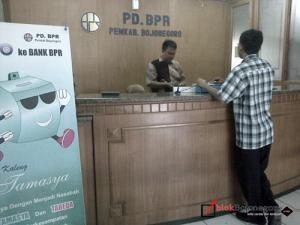 PD BPR Pemkab Optimis Capai Target Kredit 2012