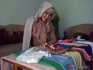 Koleksi 100 Hijab, Sering Gonta-ganti Model