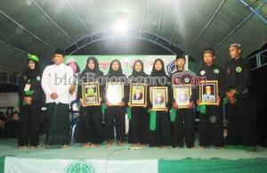 PAC PSNU Pagar Nusa Temayang Gelar Tasyakuran