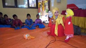 Cerita Literasi di SD Tasikharjo dan Remen