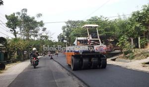 DPU Bina Marga Provinsi Kerjakan 11 KM Jalan di Dua Kabupaten