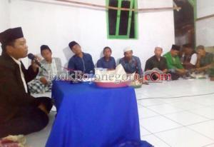 Perkuat Ideologi Kader, GP Ansor Gayam Datangkan Pengurus Wilayah