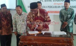 Gelar Stadium General, IAI Sunan Giri MoU dengan UIN Malang