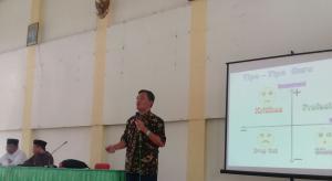 Kuswiyanto di Kemenag, Panwaskab: Jangan Sampai ASN Terlibat Pilkada