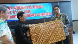 Bulan ini PNS di Bojonegoro Terus Berkurang 38 Orang