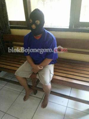 Apes...! Pengecer Togel Asal Padangan Diamankan Polisi