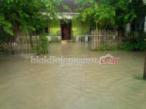 Puluhan Rumah di Tejo Mulai Terendam Banjir