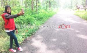 Hutan Dander-Bubulan Lokasi Cocok untuk Selfi