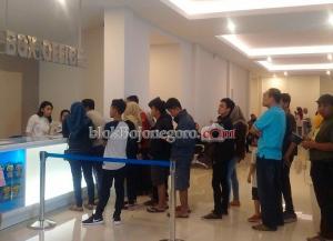 Penikmat Film Serbu Bioskop Cineplex Bojonegoro