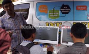 Simonik, Sarana Mobil Keliling Lowongan Kerja Online