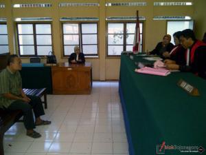 Terdakwa Penggelapan Lahan Blok Cepu Divonis 2,5 Tahun