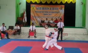230 Karateka Ikuti Kejuaraan Forki Bojonegoro II