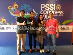 Manajemen Persibo Sudah Tiba di Lokasi Konggres