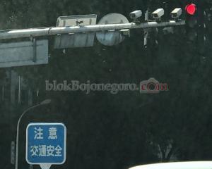Kajari Surabaya Berguru Tilang CCTV di Beijing