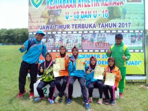 MA Purworejo Padangan Bawa Pulang 7 Medali