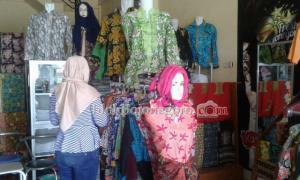 Penjualan Batik Jonegoroan Tidak Stabil
