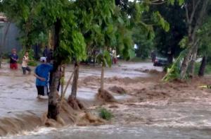 3 Desa di Dander Diterjang Banjir Bandang