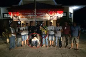 DPO Polres Cirebon Tertangkap di Bojonegoro