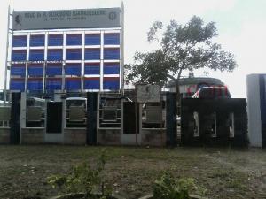 Lebih Efektif, Gunakan Parkir Elektronik
