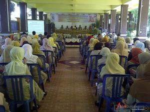 UN SMP, Pengawas dan Siswa Dilarang Bawa HP