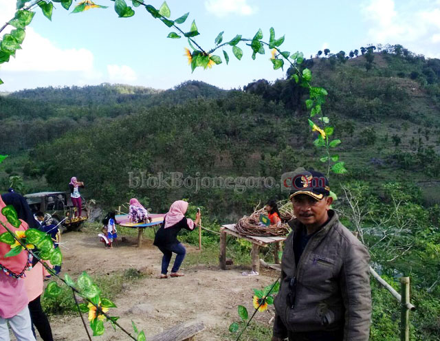 Spot Foto di Bukit Tono Gondang