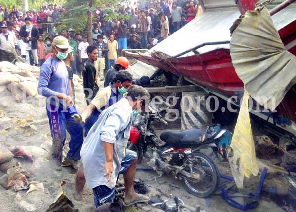 Kecelakaan Tragis Bojonegoro Picture