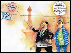 Korupsi Menuju Puncak
