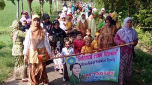 Karnaval Demi Ibu Kartini
