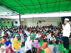 Santunan Bersama 1.000 Yatim Piatu