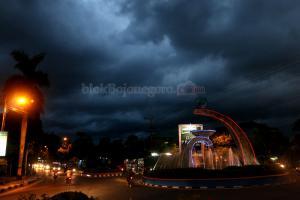 Mendung di atas Kota Bojonegoro