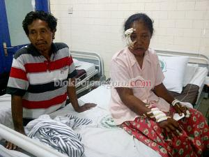 Korban Sriatun di RSUD Bojonegoro
